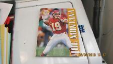 Joe Montana by House of Collectibles Staff and James Beckett (1995 Chiefs