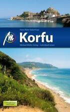 Reiseführer Korfu 2016/17, Michael Müller V., wie neu, ungelesen, 15 Wanderungen