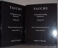 TAICHI: A Personal Learning Experience (Volumes III and IV); ISBN: 9781944362041