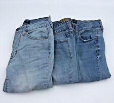 Lot of 3 Aeropostale High Waisted Jegging & Jegging Jeans Size 2 Short