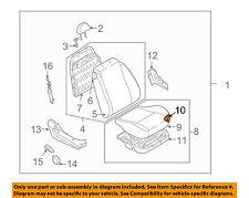 Chevrolet GM OEM Aveo Front Seat Bottom-Foam Cushion Pad Insert Right 96417483