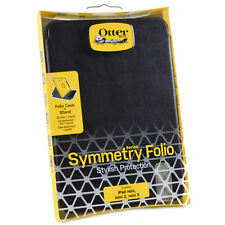 Nuove Originali Otterbox Symmetry pelle Custodia / Cover Folio Supporto per Ipad