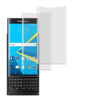 2 x Panzerfolie BlackBerry Priv 3D Komplett Rand TPU soft Displayschutzfolie