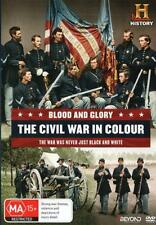 Blood and Glory: The Civil War In Colour * NEW DVD * (Region 4 Australia)