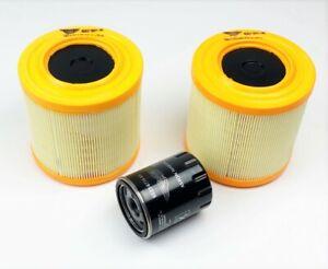 Aston Martin V8 Vantage Air & Oil Filter Set
