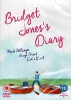 BRIDGET jones's Diary (NUEVO Y SIN ABRIR DVD / Renee Zellweger 2001)