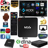 MX9 4K 2K 1080P Smart TV BOX XBMC/Kodi H.265 Android Quad Core WiFi Mini PC