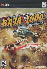Score International BAJA 1000 PC Game XP/Vista NEW BOX