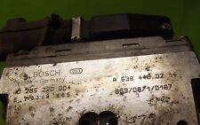 MERCEDES VITO W638 POMPA ABS a6384460214 0265220004