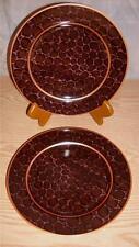 "Nick & Nora Home 222 Fifth Genuine Stoneware ""Crocodile"" Salad Plates Set of 2"