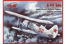 ICM 72013 1/72 I-15bis (Winter Version)