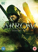 Arrow Season 1-6 (UK IMPORT) DVD [REGION 2] NEW