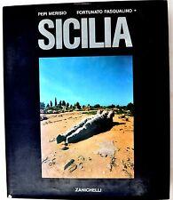 Pepe Merisio, Pasqualino: SICILIA ed. Zanichelli 1980 - fotografico fotografia