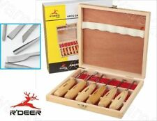 6-Pieces Wood Carving Chisels Tool Set With Wooden Case (RT-M106)
