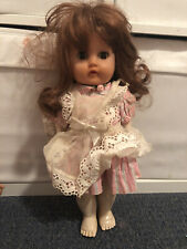 UPDATED LISTING VINTAGE HARD PLASTIC PEDIGREE WALKING DOLL BODY MADE IN ENGLAND