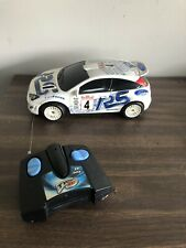 Tyco Ford Focus R5 RS Car RC Remote Control Rare Tested #4