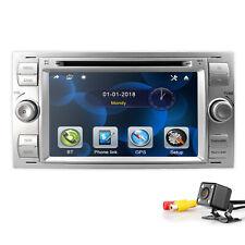 "7""Car Stereo DAB+Radio GPS Navi CD DVD Player fit Ford Focus Fiesta Galaxy C-max"