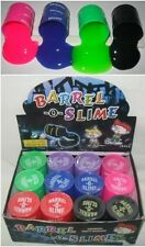 12 PCS Large Barrel O Slime Prank Trick Party Favors Joke Gag Toy Birthday