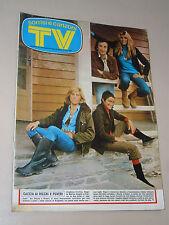TV SORRISI CANZONI=1973/45=RICCHI POVERI=JEAN CLAUDE BOUILLON=CAGNANO=CASADEI=