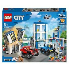 Brand New LEGO 60246 CITY Police Station