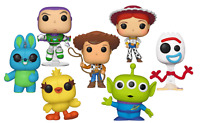 Funko Pop! Vinyl Disney Movie Toy Story 4 Collectible Figures