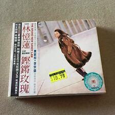 林憶蓮 林忆莲 sandy lam 铿锵玫瑰 cd+vcd 附外纸盒 W/obi 新马版