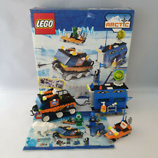 Lego Town Arctic - 6520 Mobile Outpost