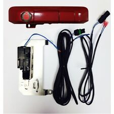 POP & LOCK PL85401 TOYOTA TACOMA SMART LOCK COMBO W/ BOLT CODEABLE BARCELONA RED