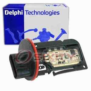 Delphi Mass Air Flow Sensor for 2007-2008 GMC Acadia 3.6L V6 Intake Emission bu