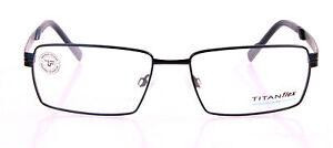 Eschenbach Titanflex 820680 70 145 57-17 Brille Brillengestell