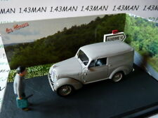 NB13E altaya IXO 1/43 diorama route bleue RN7 RENAULT dauphine panne d'essence