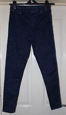 F&F Blue Jeggings Jeans Size 12
