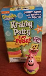 "Spongebob Squarepants ""PATRICK STAR"" Weeble Wobble Mini Figure Collectible"