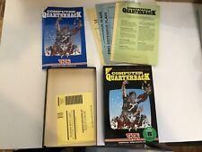 Computer Quarterback by Strategic Simulations SSi - Vintage Atari Box Only