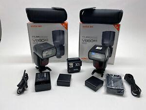 Godox  V860II Speedlite Camera Flash w/X1T Trigger