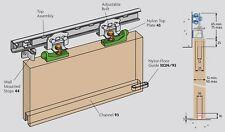 Henderson Marathon 55 J2 Sliding Door Track Kit (400mm - 750mm door width)