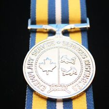Canadian Exemplary Service Medal, Coast Guard, Reproduction