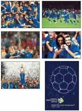 Italy Football World Cup Tournament Fixture Programmes