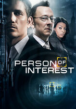 PERSON OF INTEREST - SEASON 1 AND 2 - BLU-RAY - REGION B UK