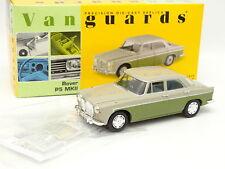 Vanguardias 1/43 - Rover P5 MKII Gris y verde