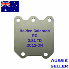 EGR Blanking Plate for 215 Holden Colorado RG models, 2.8L TD 2012-ON