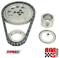 Comp Cams 3172KT 3 Bolt Adj Timing Chain Set for Chevrolet Gen IV LS 58X