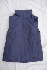 NWT Dark Lavender UNDER ARMOUR Cold Gear Zip & Snap Front Primaloft Vest Small