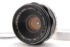 【MINT】 Canon 35mm F/2 Leica Screw Mount L39 LTM MF Lens From JAPAN #965
