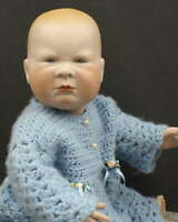 "ALL BISQUE  ARTIST DOLL - - ""PRECIOUS""  by  'Barbara Peterson Comley'"