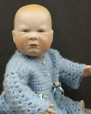 """ALL BISQUE  ARTIST DOLL - - """"PRECIOUS""""  by  'Barbara Peterson Comley'"""