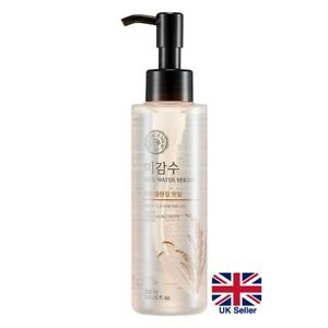 THE FACE SHOP Rice Water Bright Rich Cleansing Oil [150ml] Ultra-Hydrate [UK]
