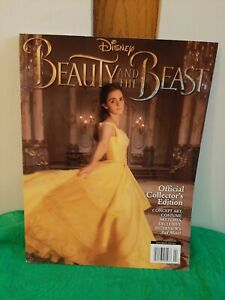 Disney BEAUTY And The BEAST Official Collector's Edition COSTUME/SKETCHES