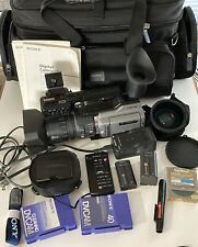 🥂 Sony Professional DSR-PD170 3 CCD MiniDV Camcorder with 12x Optical Zoom