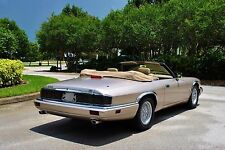 1994 Jaguar XJS Convertible Only 45,120 Miles! Super Clean!